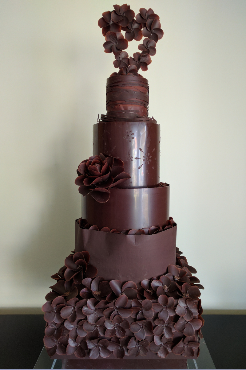 Image for Dark chocolate violets