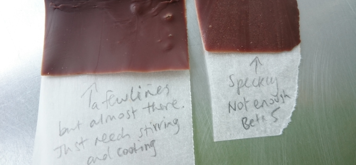 Tempering chocolate – a simple guide